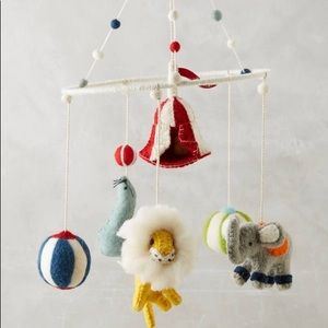 Anthropologie Pehr circus mobile